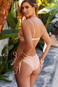 Blush Bralette Top image
