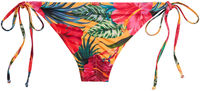 Sunset Tropical Print Classic Scrunch Bottoms image