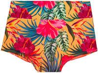 Waikiki Sunset Tropical Print High Waist Scrunch Original Bottoms image