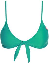 Emerald Bralette Top image