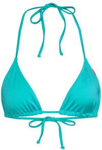Jade Triangle Bikini Top image