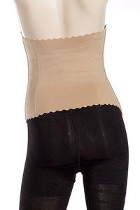 Beige Waist Trainer and Cincher Body Shaper Undergarment image