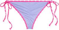 Lilac & Pink Polka Dot Classic Scrunch Bottoms image