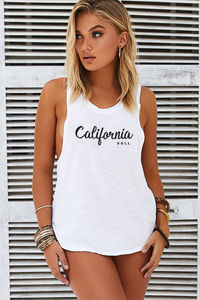 California DOLL Tank image