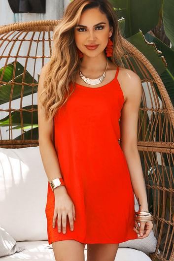 Delilah Scarlett Beach Cover Up Dress