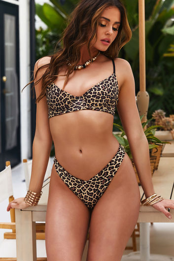 Leopard Micro V-Band Bottom