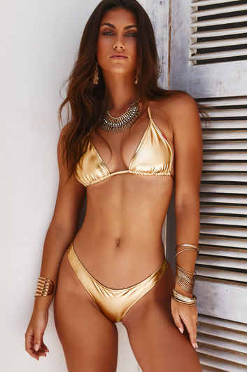 Gold Triangle Top