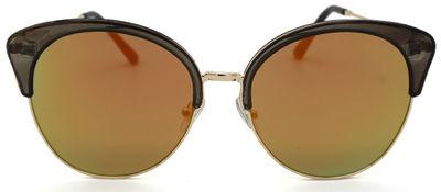Sphynx Gold Cat Eye Sunglasses
